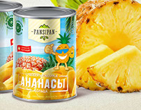 Pineapples Fansipan