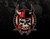 Vikings Hockey - Branding