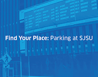 Find Your Place: Parking at SJSU