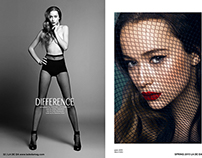 DIFFERENCE for LaDeDa Magazine 2015