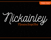 The FREE Nickainley Script