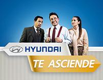 Campaña | Hyundai Te Asciende