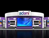 ADANI - Exhibition Design