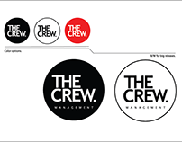The Crew Management Final Logo