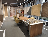 Estima Ceramics showrooms and offices by A&M