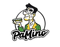 """""""PaMino"""" logo"""