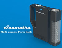 Saumatru - Multipurpose Power Bank