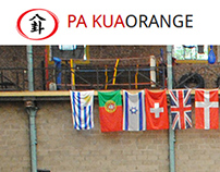 Pa Kua Orange Website