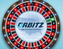 Orbitz Long Weekend Facebook App