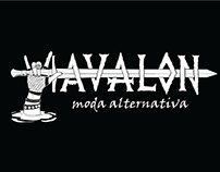 Logo - Avalon Moda Alternativa