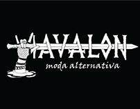 Logo - Avalon Moda Alternativa