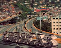 """Ciudad de Barrio """"CARACAS"""""""