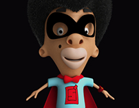 Profesor Super 0    in 3D