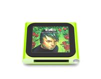 iPod nano (personal CGI work)