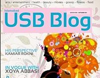 USB Blog Magazine