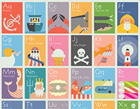 A to Z Posters
