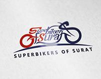 Logo : Superbikers of Surat