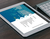 Qumulis Responsive Website