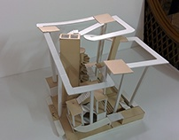 Steps, Staircase and Ramps Basic Design model.