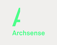 Logo proposal // Archsense