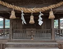 Nagato and Tsunoshima (長門と角島)