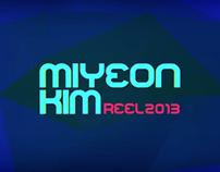 Miyeon Kim Reel 2013