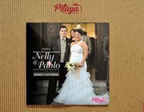 Caja CD/DVD para fotografías