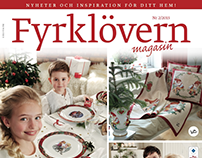 Fyrklövern Magasin