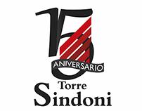 15 aniversario de la torre sindony