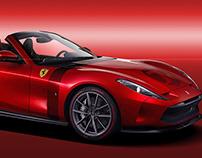 2021 Ferrari Omologata Spider