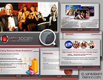 Magazine Style Presentation