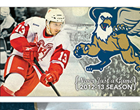 Grand Rapids Griffins 2012-13 Season