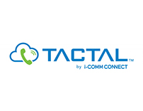 i-Comm Connect & TACTAL : Branding & UI Design