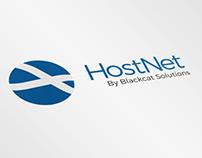 HostNet Logo