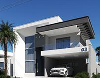 CGI - Residência KR. | Itararé - SP - Brasil
