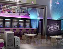 LA Film Fest Filmmaker Lounge