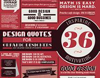 36 Inspiring design quotes