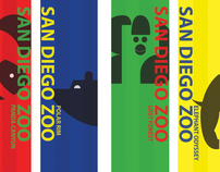San Diego Zoo Banners + Icons