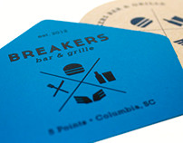 Breakers Rebranding