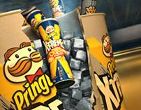 Pringles Xtreme - Website