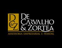 Identidade Visual De Carvalho & Zortea