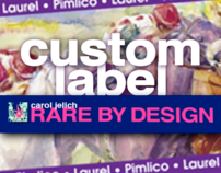 Custom Label Design