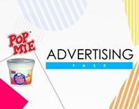 Advertising Task