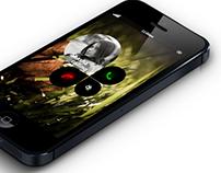 UI Designs ( Calling screen ) !!