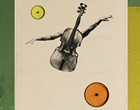 Musical posters series