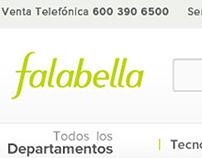 Header Falabella.com
