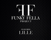Funky Fella - EP Cover Itunes - 2013