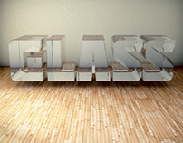 Glass - Cinema 4D