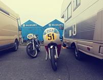 Trophée Coluche 2013 / Circuit Carole