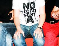 No Logo Fest T-shirts